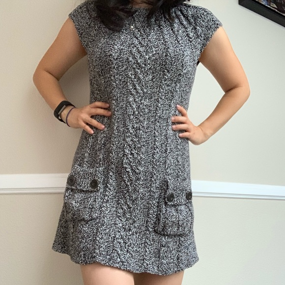 Style & Co Dresses & Skirts - Style & Co. Cable Knit Sweater Dress